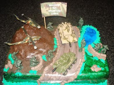 Army Cake