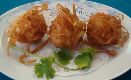 Fried shrimps balls chinese food recipes forumfinder Choice Image