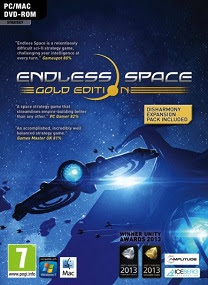 Endless Space Gold-Prophet For Pc Terbaru 2015 cover