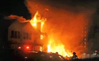 Allentown Explosion