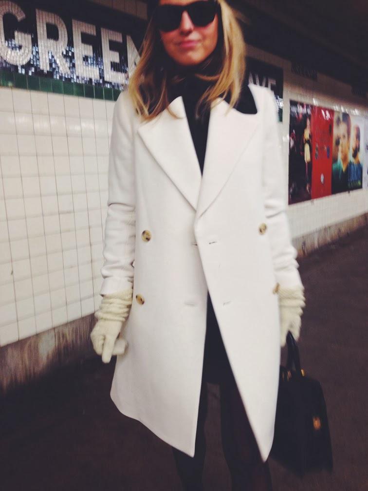 J.Crew white tuxedo jacket