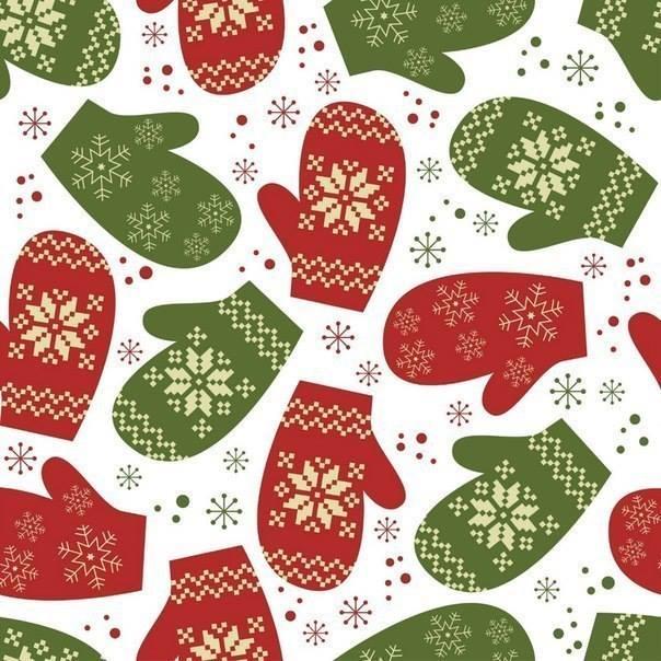 papel navideño para scrapbooking