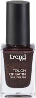 Preview: Die neue dm-Marke trend IT UP - Touch of Satin Nail Polish 050 - www.annitschkasblog.de