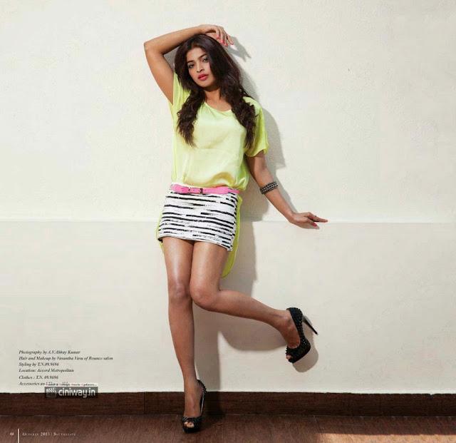 Sanchita Shetty Latest Photoshoot
