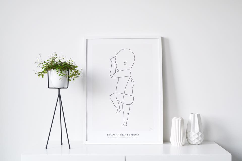 Posters In Slaapkamer : Saved with style the birth poster review winactie