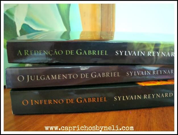 O Inferno de Gabriel, livros