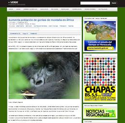 +Verde - Periódico Ecológico. Venezuela