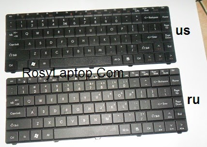 Keyboard Acer Aspire 4732/4732Z
