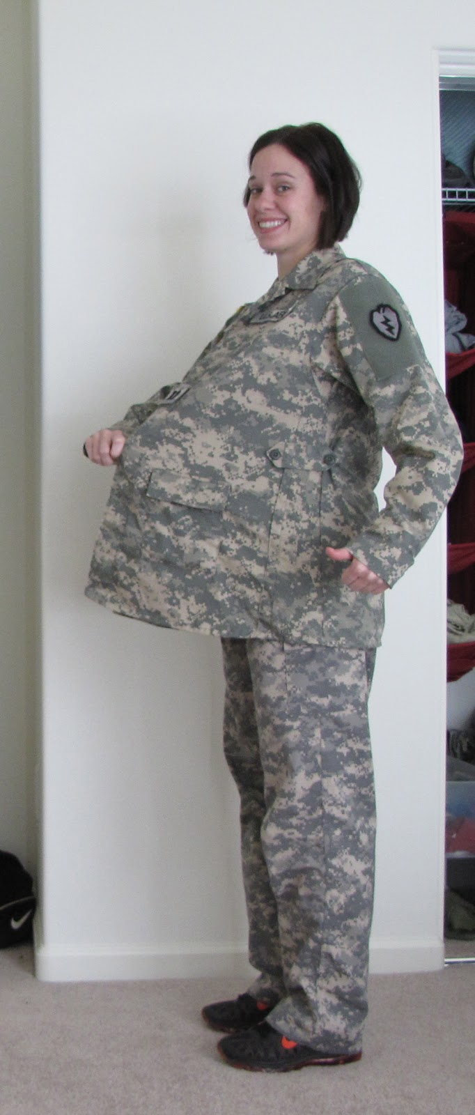Maternity Uniform 53