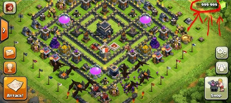 working clash of clans hacking tools