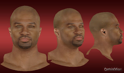 NBA 2K13 Derek Fisher Cyberface Mod