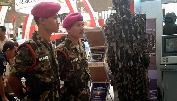Ini Alasan Kenapa TNI AL Tampilkan Usman-Harun Palsu