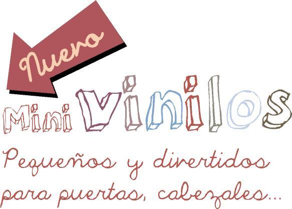 Vinilos infantiles personalizados mini vinilos personalizados for Vinilos personalizados