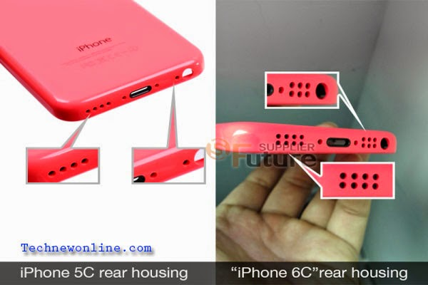Photo-Realistic Appearance Of The IPhone 6C