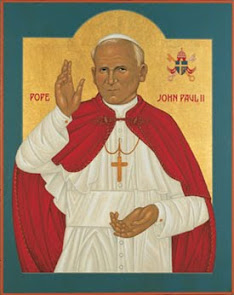 Blog Patron: Bl. John Paul the Great