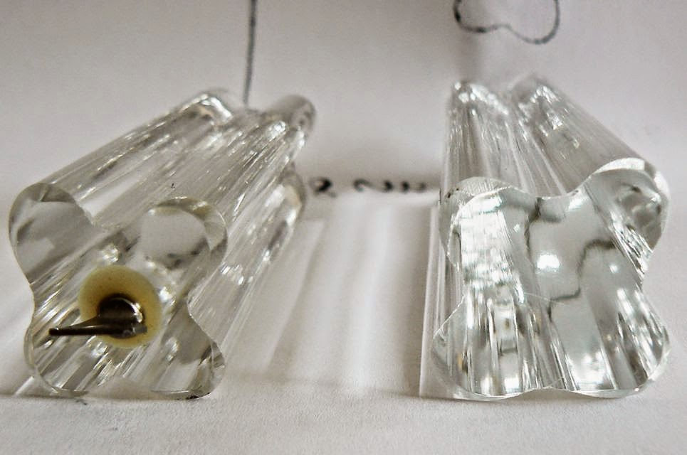 Ricambi per lampadari in vetro di murano