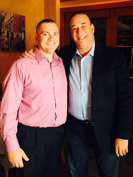 Samuel Deeds and Jon Taffer