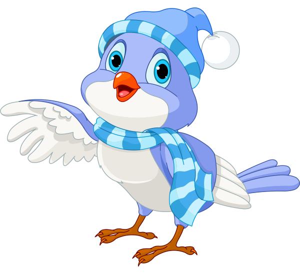 Winter's Bird Icon
