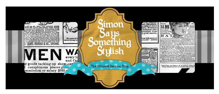 Simon Says Something Stylish