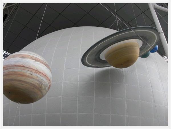 Jupiter-Saturn Uranus Neptune
