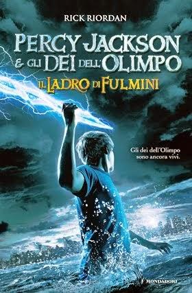 Percy Jackson-Il ladro di fulmini
