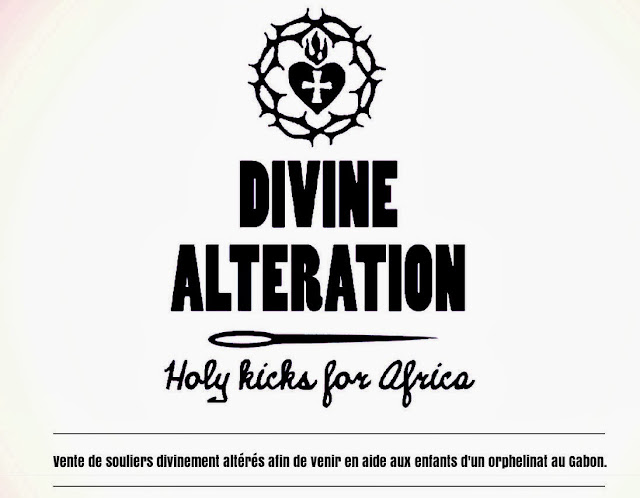 Holy kicks for africa