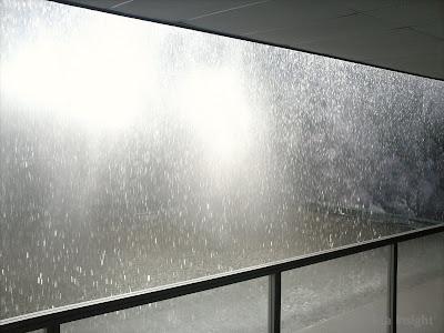 Simulador de tormenta Tecnópolis