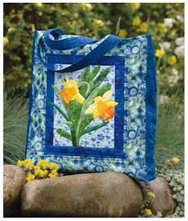 Daffodil, January Block of the Month 2002
