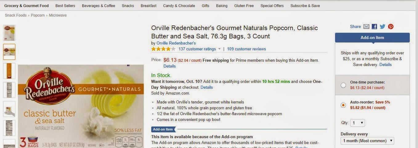 Creating a College Foodie Care Package Using #AmazonWishList via thefrugalfoodiemama.com #AmazonHasIt