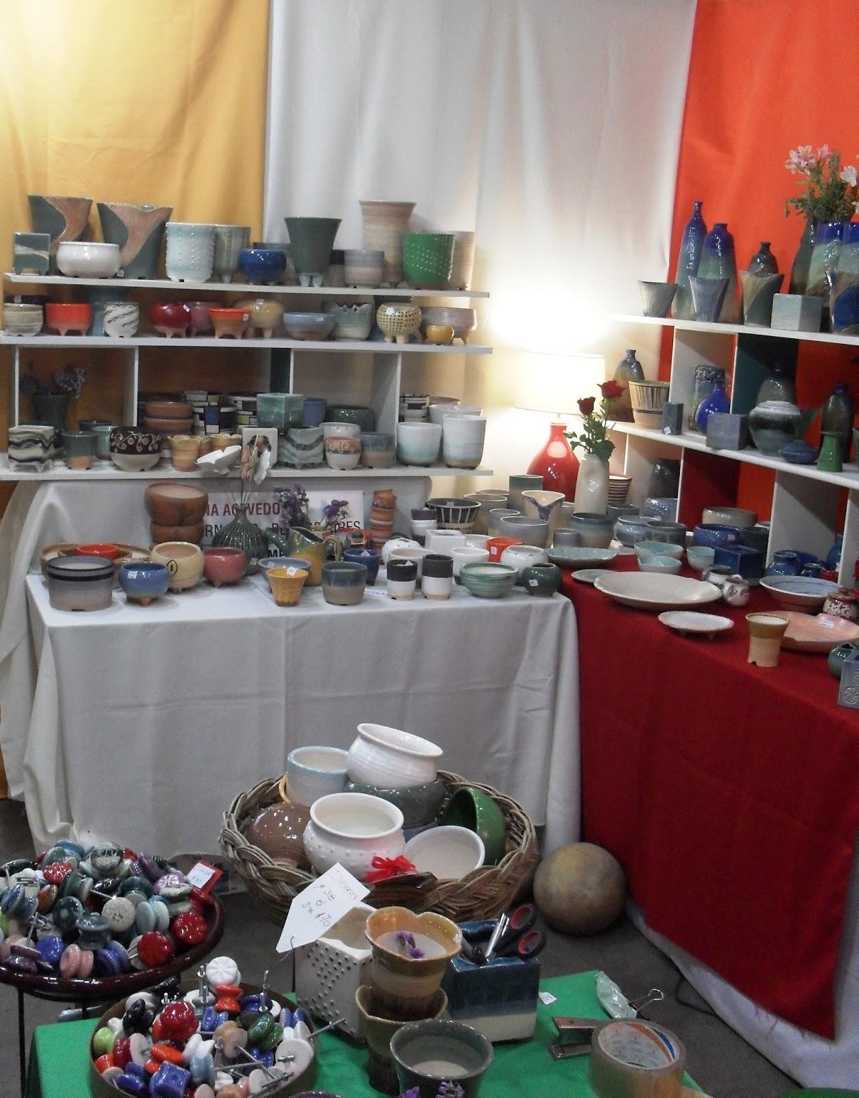 Ceramica azucena acevedo feria internacional de for Ceramica buenos aires