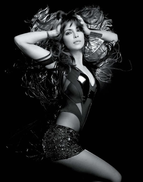 Priyanka Chopra's New Print Ad for Blenders Pride Fashion Tour 2012