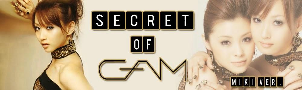 Secret of GAM - Miki ver.