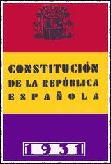 Constitución de la República Española, 1931