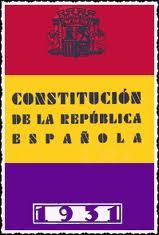 Constitución de la República Española, 1931