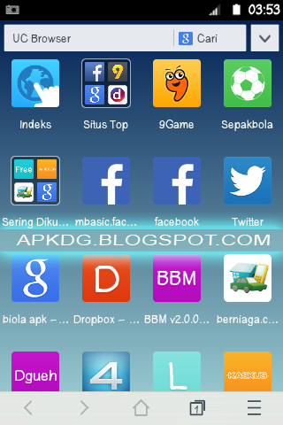 uc mini browser apk download