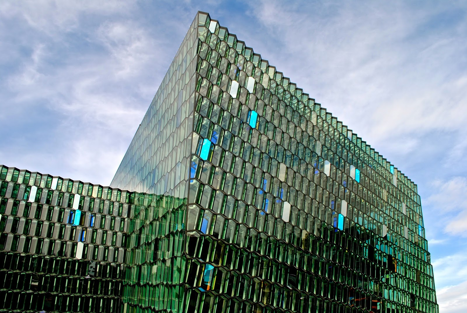 Things to do in Reykjavik Iceland : Visit the Harpa concert hall