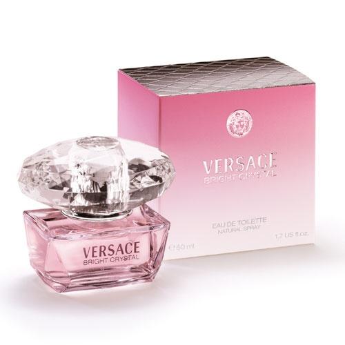 Versace Bright Crystal Perfume Set (7 Image)