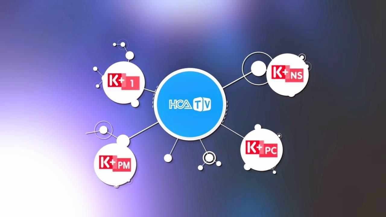 Hưởng đam mê với gói kênh K+ trên HCATV