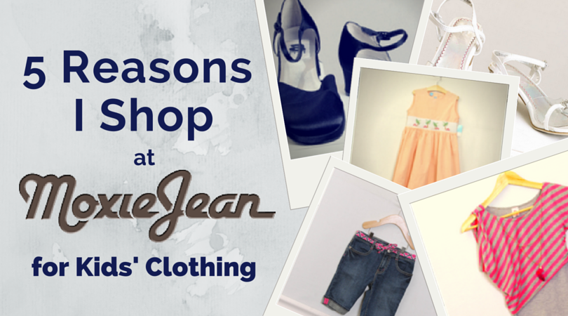 Moxie Jean offers high-quality children's clothing at affordable prices.