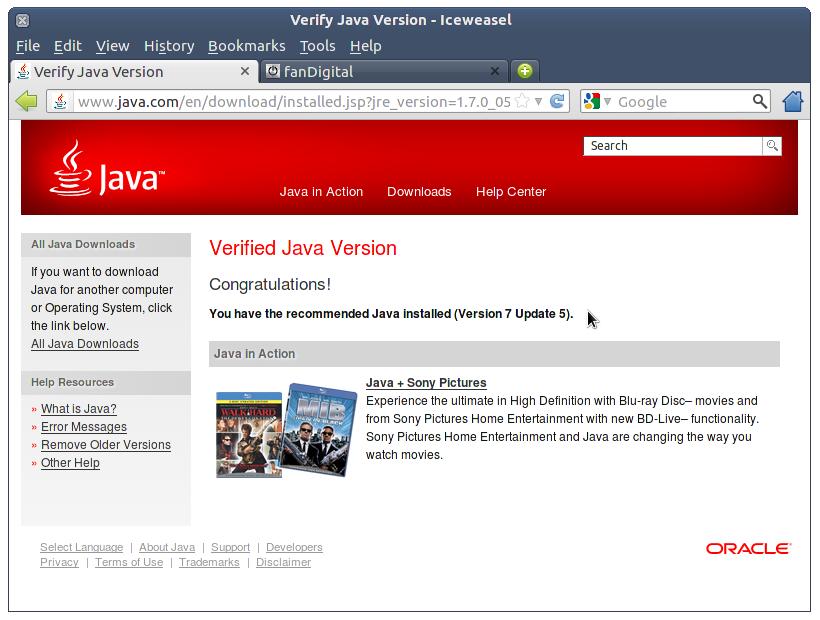 Firefox Install Java Plugin Linux