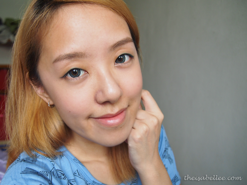 Eye makeup using Sigma Beauty Gel Eye Liner (Unexpected)
