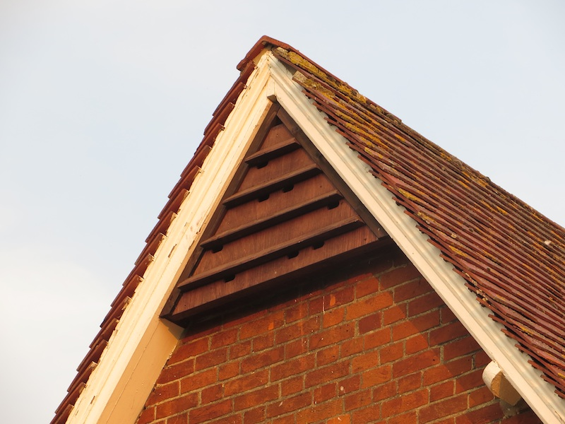 Action for swifts gable end swift cabinet for Box gable roof