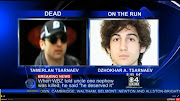 Boston Bombing Suspects, One Dead in Shootout and One Surrounding, .