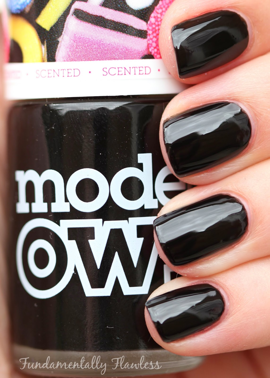 Models Own Sweet Shop Collection Liquorice Allsorts Swatch