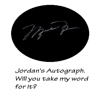 How authentic is your autographed sports memorabilia?