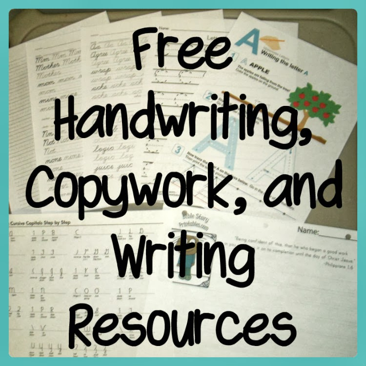 Tlsbooks Handwriting Worksheets