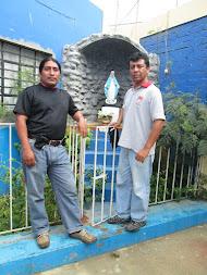Carlos Godoy y Carlos Vasquez