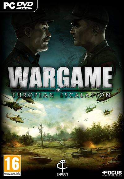 Wargame European Escalation PC Full Descargar 2012 Español