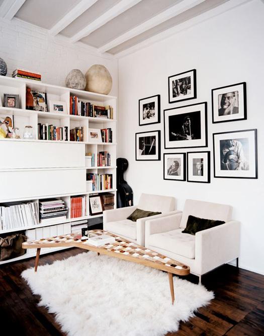 oficina de arquitetura estantes. Black Bedroom Furniture Sets. Home Design Ideas