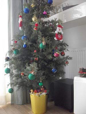 çam ağacı süsleme